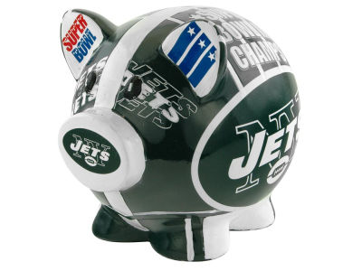 Mural Piggy Bank-NFL