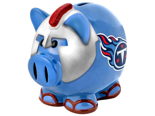 Tennessee Titans Forever Collectibles Thematic Piggy Bank-NFL