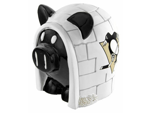 Pittsburgh Penguins Forever Collectibles Thematic Piggy Bank-NHL