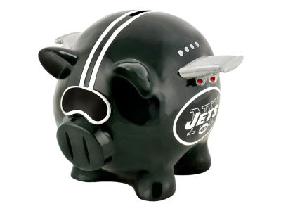Mini Thematic Piggy Bank-NFL