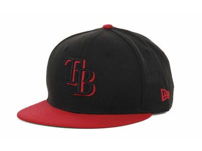 Tampa Bay Rays MLB BT 9FIFTY Snapback Cap Hats