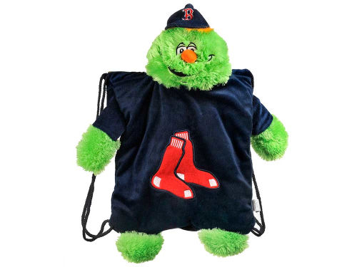 Boston Red Sox Forever Collectibles MLB Backpack Pals