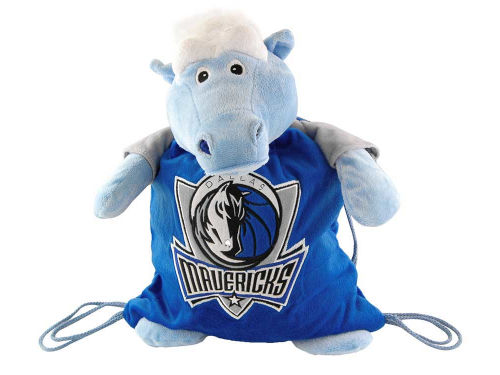 Dallas Mavericks NBA Backpack Pals