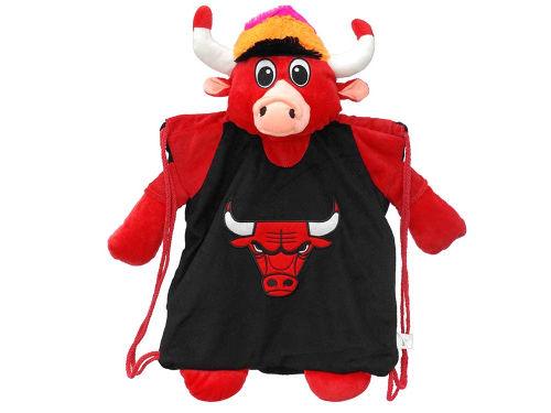 Chicago Bulls NBA Backpack Pals