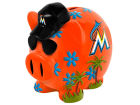 Miami Marlins Forever Collectibles MLB Thematic Piggy Bank-Large