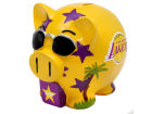 Los Angeles Lakers Forever Collectibles NBA Thematic Piggy Bank-Large