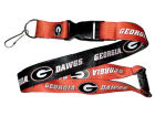 Georgia Bulldogs Reversable Lanyard Aminco Pins, Magnets & Keychains