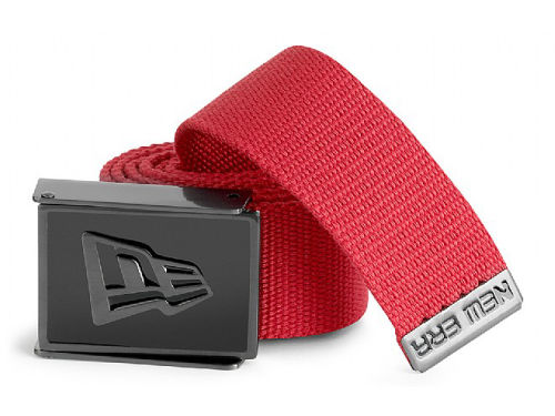 New Era Enamel Buckle Belt