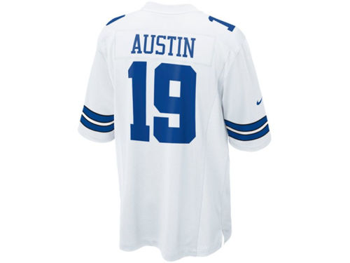 Dallas Cowboys Miles Austin Nike NFL Limited Jersey