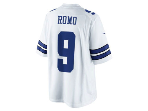 Dallas Cowboys Tony Romo Nike NFL Limited Jersey