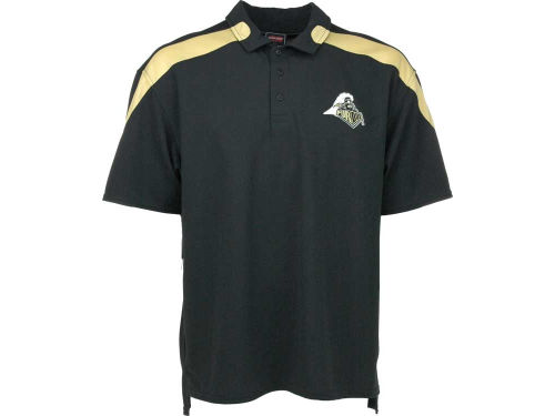 Purdue Boilermakers Outerstuff NCAA Color Insert Polo