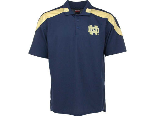 Notre Dame Fighting Irish Outerstuff NCAA Color Insert Polo