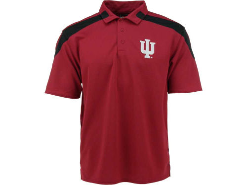 Indiana Hoosiers Outerstuff NCAA Color Insert Polo