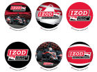 IndyCar Series Wincraft Racing 6 Pack Button Fun Pack Pins, Magnets & Keychains