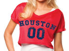 Houston Cougars NCAA Womens Crop Mesh Jersey Jerseys