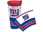 New York Giants Tervis Tumbler NFL 24oz Wrap with Lid Kitchen & Bar