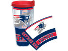 New England Patriots Tervis Tumbler NFL 24oz Wrap with Lid Kitchen & Bar