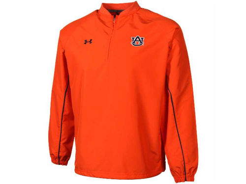 Auburn Tigers Under Armour NCAA 1/4 Zip Contender Cage Jacket