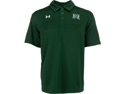 Hawaii Warriors Under Armour NCAA Classic Polo