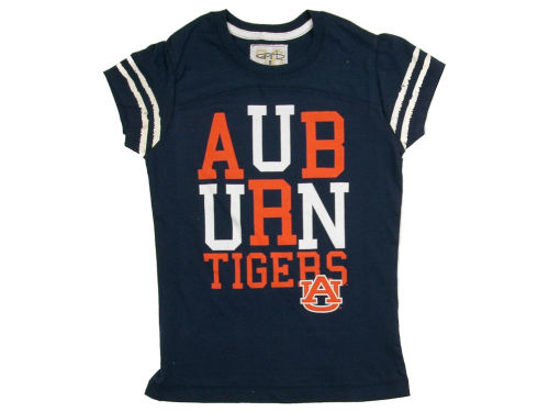 Auburn Tigers NCAA Girls Olivia T-Shirt