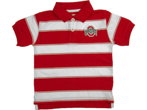 Ohio State Buckeyes NCAA Toddler Tyler Polo