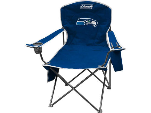 Seattle Seahawks Jarden Sports XL Cooler Quad Chair