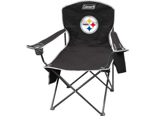 Pittsburgh Steelers Jarden Sports XL Cooler Quad Chair