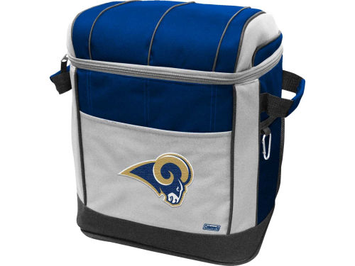 St. Louis Rams 50 Can Rolling Cooler