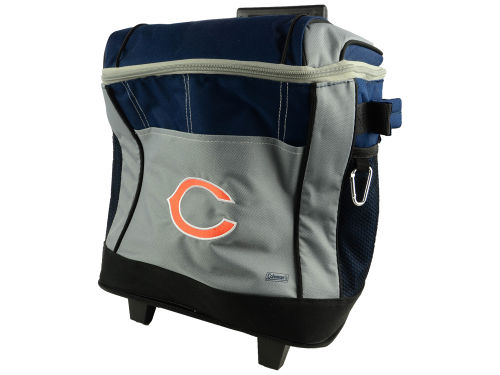 Chicago Bears 50 Can Rolling Cooler
