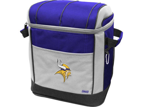 Minnesota Vikings 50 Can Rolling Cooler
