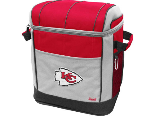 Kansas City Chiefs 50 Can Rolling Cooler