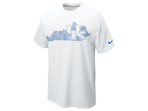 Kentucky Wildcats Nike NCAA Logo Art AS T-Shirt