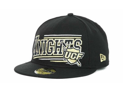 Central Florida Knights NCAA Angular 59FIFTY Hats