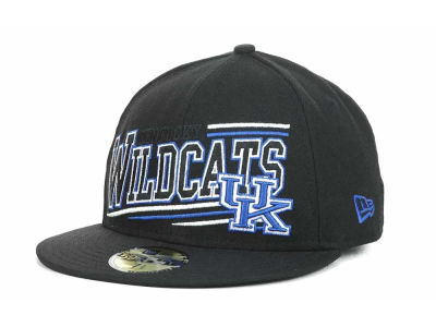 Kentucky Wildcats NCAA Angular 59FIFTY Hats