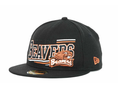 Oregon State Beavers NCAA Angular 59FIFTY Hats
