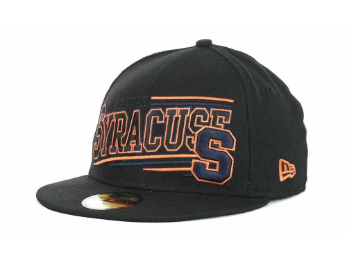 Syracuse Orange New Era NCAA Angular 59FIFTY Hats
