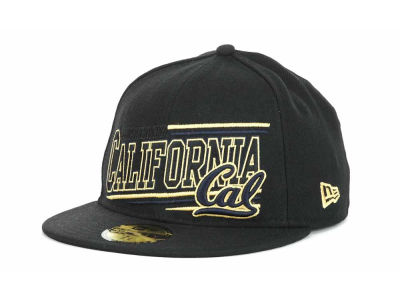 California Golden Bears NCAA Angular 59FIFTY Hats