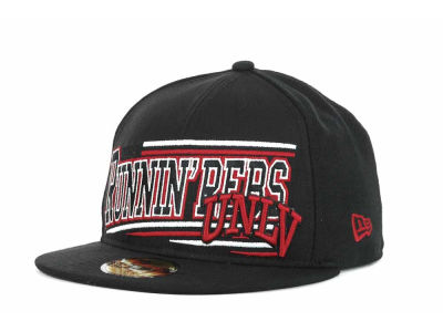 UNLV Runnin Rebels NCAA Angular 59FIFTY Hats