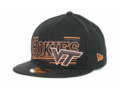 Virginia Tech Hokies NCAA Angular 59FIFTY Hats
