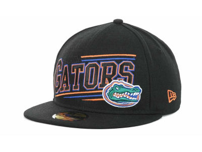 Florida Gators NCAA Angular 59FIFTY Hats