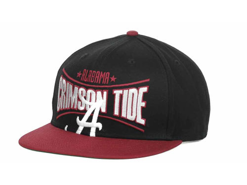 Alabama Crimson Tide New Era Beyond The Arc 9FIFTY Snapback Hats