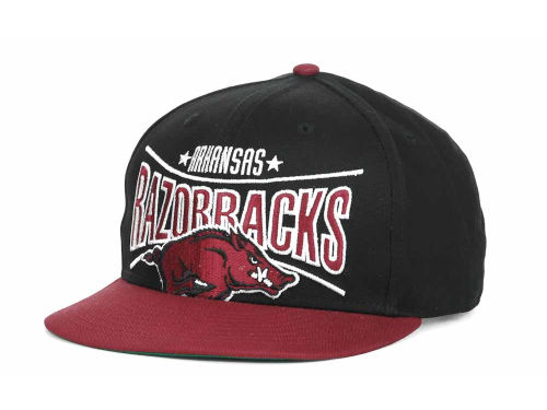 Arkansas Razorbacks New Era Beyond The Arc 9FIFTY Snapback Hats
