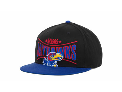 Kansas Jayhawks Beyond The Arc 9FIFTY Snapback Hats