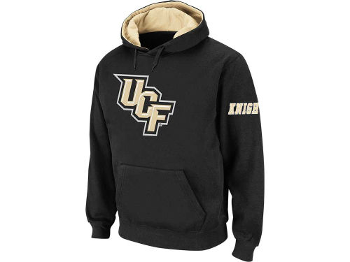 University of Central Florida Knights Colosseum NCAA Big Logo Hoodie