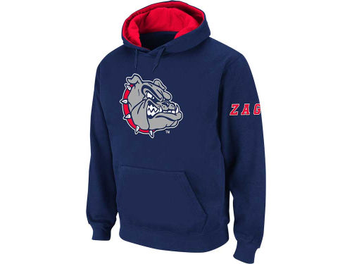 Gonzaga Bulldogs Colosseum NCAA Big Logo Hoodie