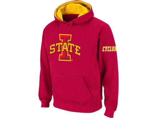 Iowa State Cyclones Colosseum NCAA Big Logo Hoody