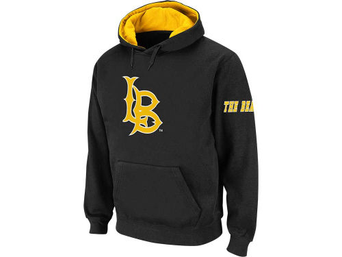 Long Beach State 49ers Colosseum NCAA Big Logo Hoody