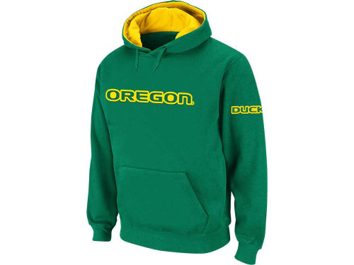Oregon Ducks Colosseum NCAA Big Logo Hoody