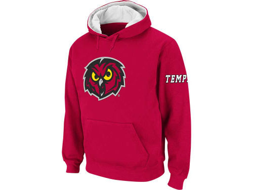 Temple Owls Colosseum NCAA Big Logo Hoody