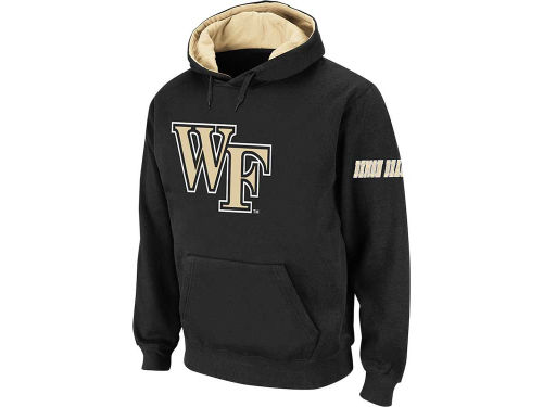 Wake Forest Demon Deacons Colosseum NCAA Big Logo Hoody